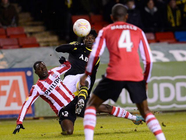 Mohamed Bangura scores for AIK