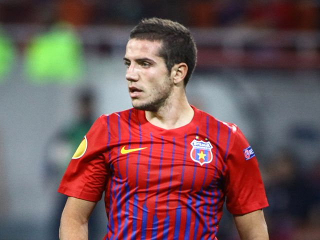 Alexandru Chipciu: Scored in the first half