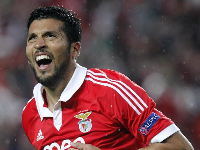 Ezequiel Garay: Linked with Old Trafford switch