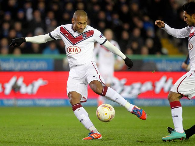 Jussie finds the net for Bordeaux