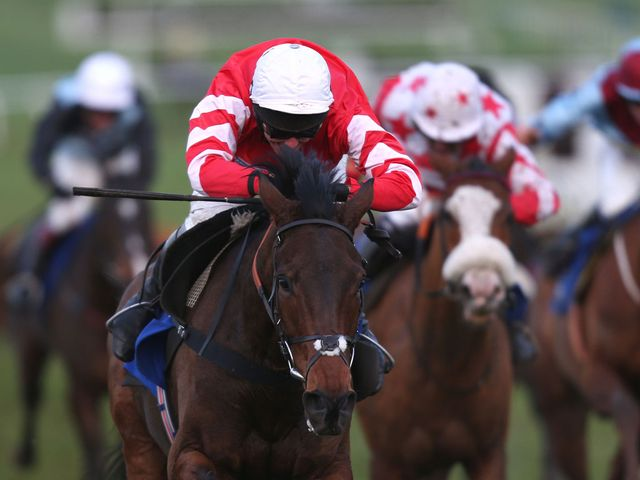 Coneygree: Kept up the family honour