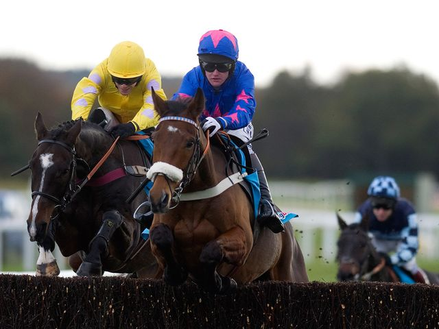Cue Card: Ran his rivals ragged on his seasonal return