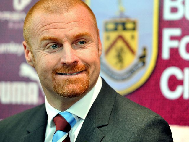 Sean Dyche: Delighted with spirit shown by his side