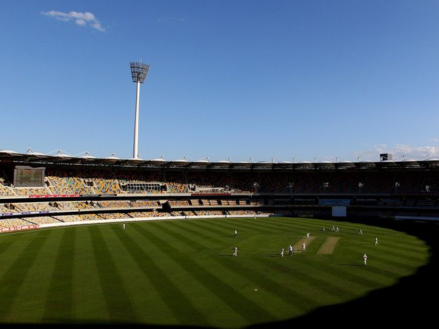 The Gabba: Hosts first Test of the series