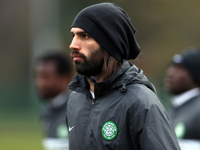 Georgios Samaras: Could be set to join Liverpool