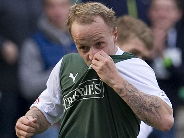 Leigh Griffiths: Struggling with an ankle injury