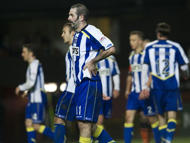 Woe for Kilmarnock after Dundee United's late equaliser.