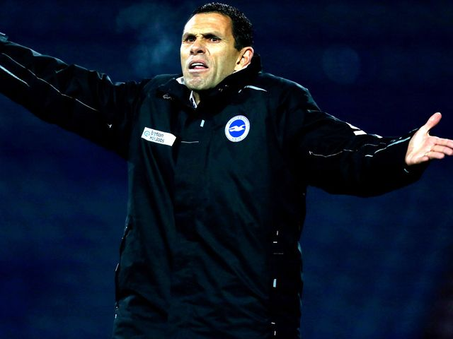 Gus Poyet: Same old story for Brighton