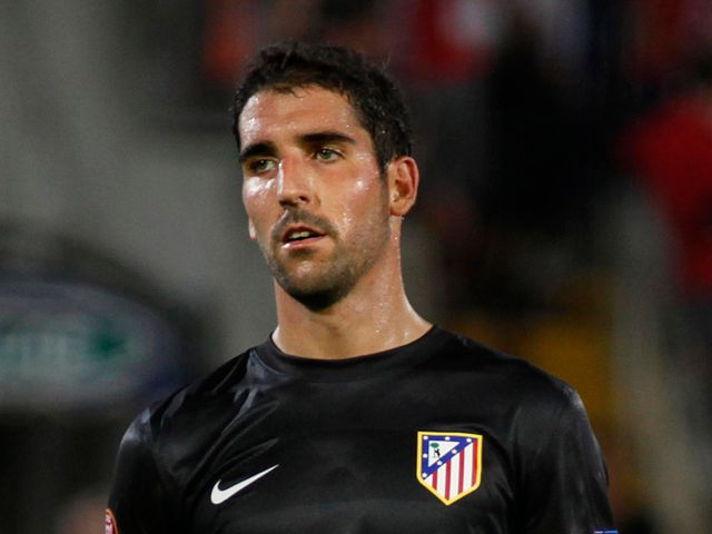 Raul Garcia: Scored for Atletico Madrid