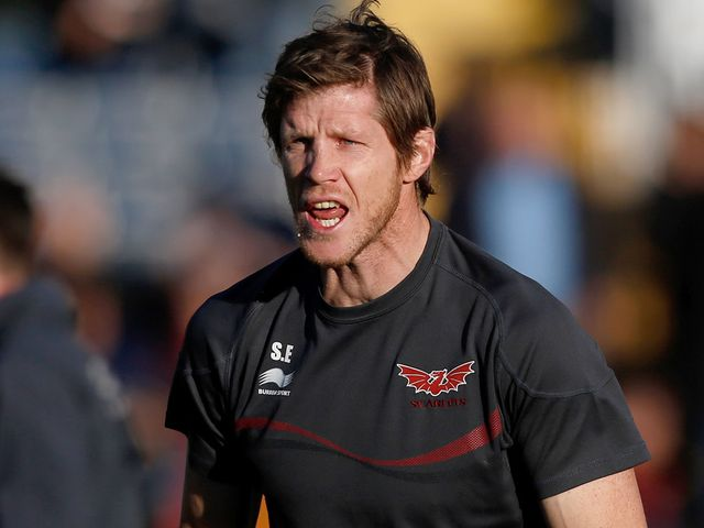 Simon Easterby: Disappointed with his side