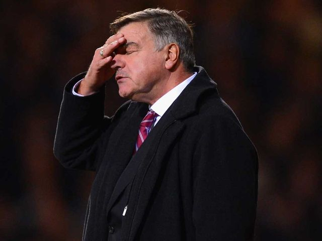 Allardyce: Felt his side deserved the three points