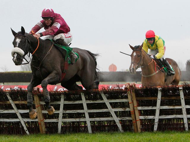 Don Cossack: Faces five rivals on Sunday