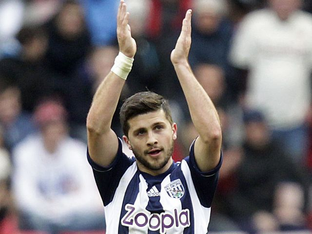 Shane Long: Linked with £12million Liverpool move