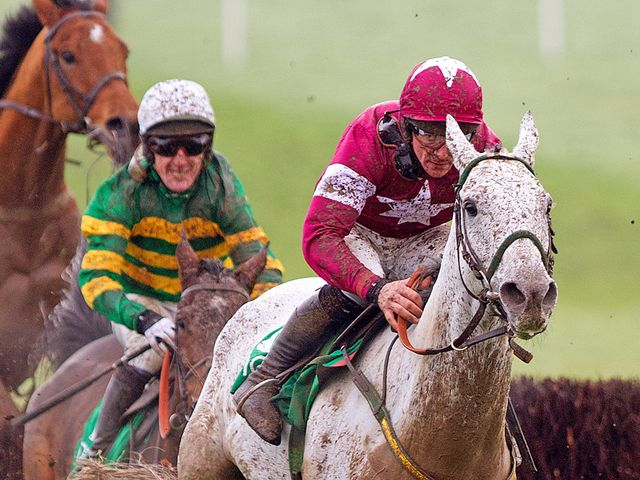 Sword Of Destiny: Completed big treble for owner and jockey