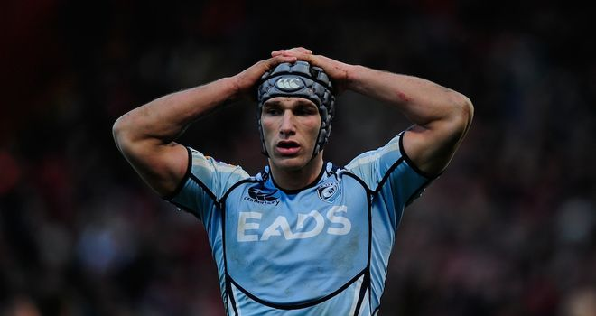 Tom James: Cardiff Blues wing to join Exeter Chiefs