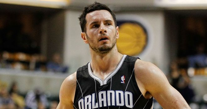 JJ Redick: Scored 24 points for Orlando Magic