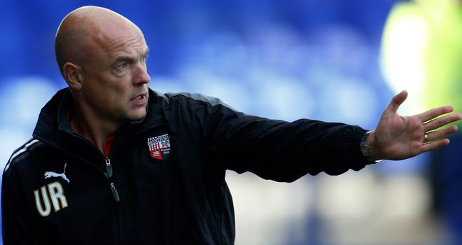 Uwe Rosler: Wary of North End