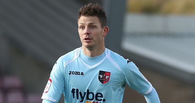Jamie Cureton: Fit again for Grecians