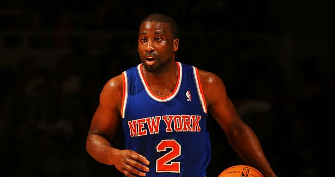 Raymond Felton: Raymond Felton scored 25 points for the Knicks
