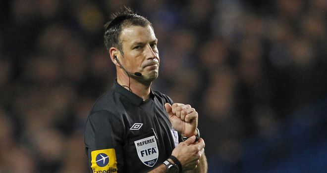 Mark Clattenburg: No game for another weekend as the inquiry goes on