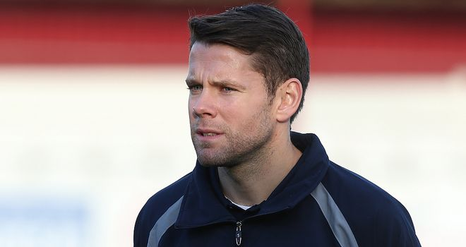 James Beattie: New Accrington player-coach scored his second goal in successive games
