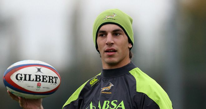 Eben Etzebeth: Has agreed a new deal with the Stormers