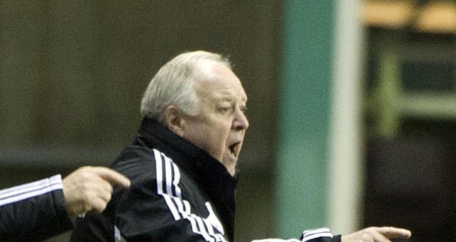 Craig Brown: In need of goalkeeping reinforcements