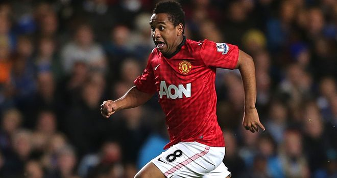 Anderson: Praised by Anders Lindegaard after win over QPR
