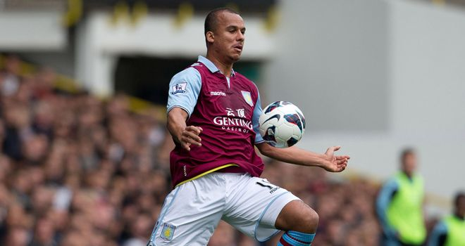 Gabriel Agbonlahor: Confident Aston Villa can reach Wembley final