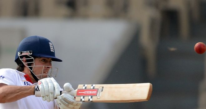 Alastair Cook: Given hope by second-innings fightback