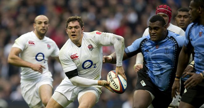 Alex Goode: Fine performance against Fiji
