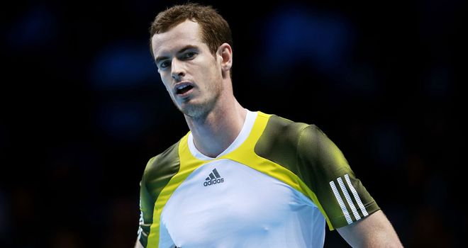 Andy Murray: Let first-set lead slip against Novak Djokovic