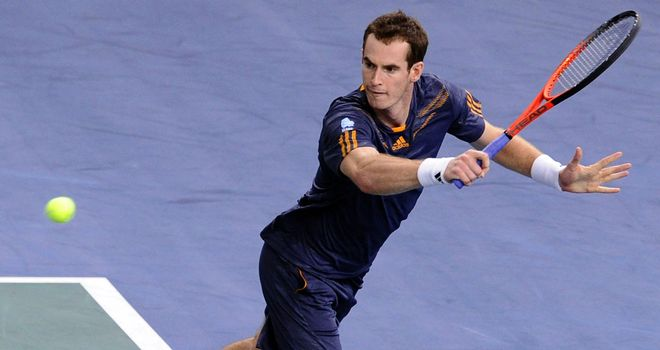 Andy Murray: 'will be fresh and ready going into London' after his early Paris exit