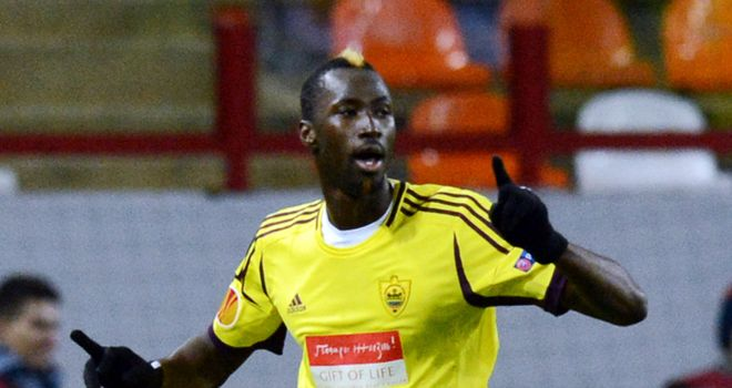 Lacina Traore: Late goalscorer for Anzhi