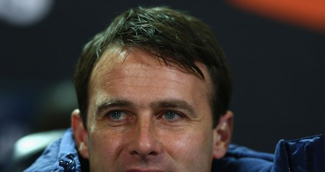 Dougie Freedman: Pleased with his team's determination