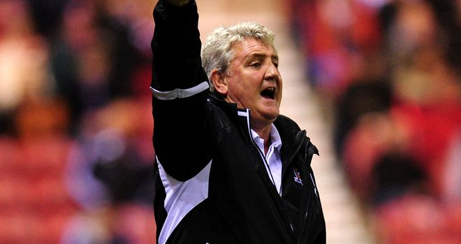 Steve Bruce: Saw Hull move to fourth after a 2-1 win over Watford