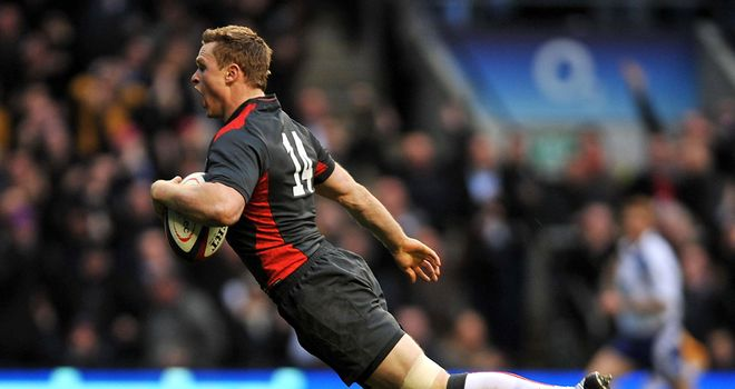 Flying winger Chris Ashton strikes fear into Wallaby hearts