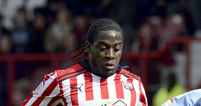 Clayton Donaldson: Hit the winner for Brentford
