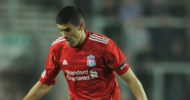 Conor Coady: The Liverpool teenager made his first-team debut against Anzhi Makhachkala