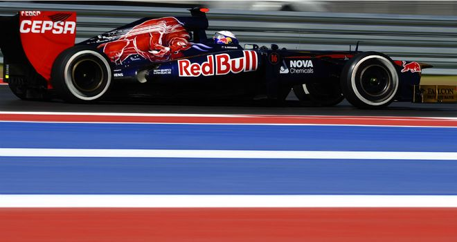 Toro Rosso: New car launched on February 4