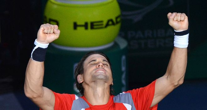 Ferrer: Finally captured a Masters