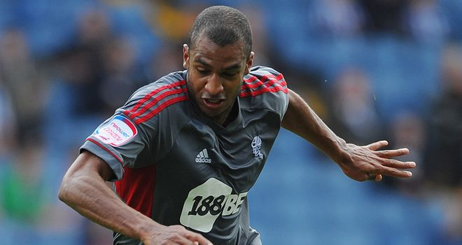 David Ngog: Sent off on Saturday