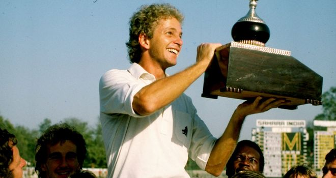 David Gower: 'the players stuck at it, enjoyed their cricket and deserved victory'