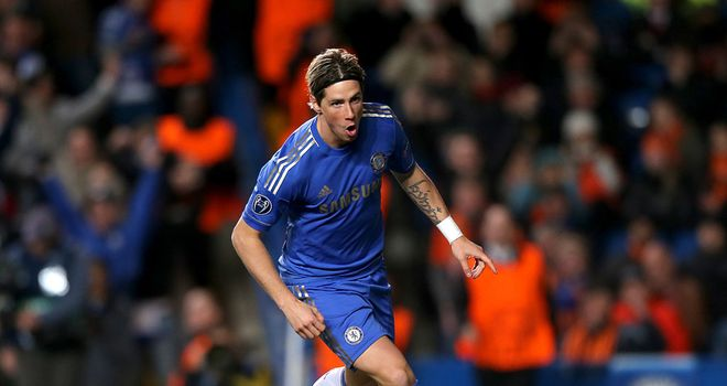Fernando Torres: Chelsea striker was gifted his goal against Shakhtar Donetsk