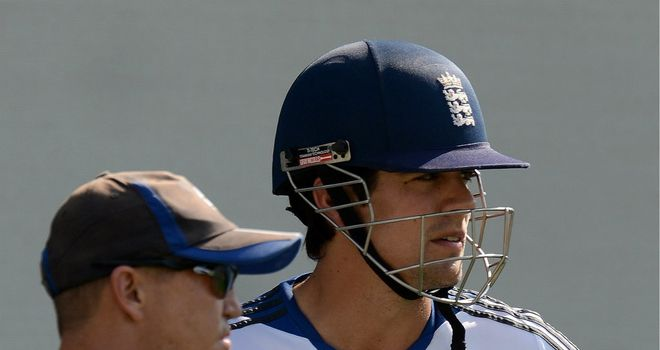 Andy Flower and Alastair Cook: New era begins in Ahmedabad