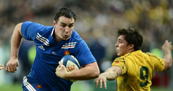 Australia were hammered 33-6 by France in Paris on Saturday night