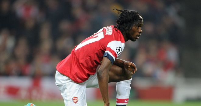 Gervinho: Confident Arsenal can put Bayern under pressure at the Allianz Arena