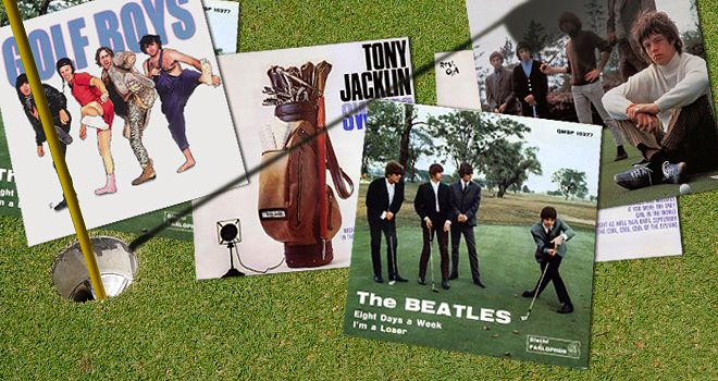 Music and golf have often crossed over in popular culture.