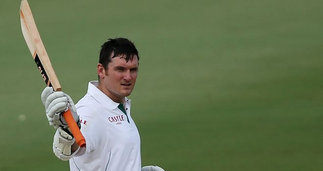 Graeme Smith: milestone moment for South Africa's long-serving Test captain