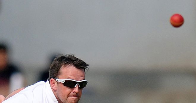 Swann: trained ahead of first Test but now faces surgery on his elbow